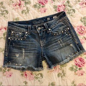 Miss Me | jean shorts